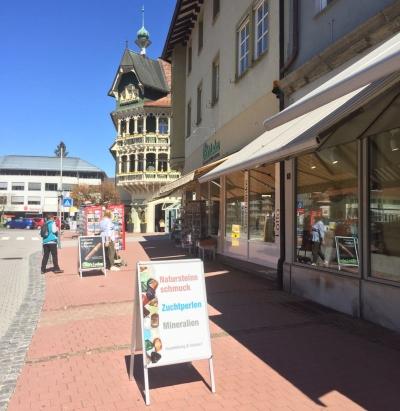 Schmuck & Mineralien Geschäft St. Blasien